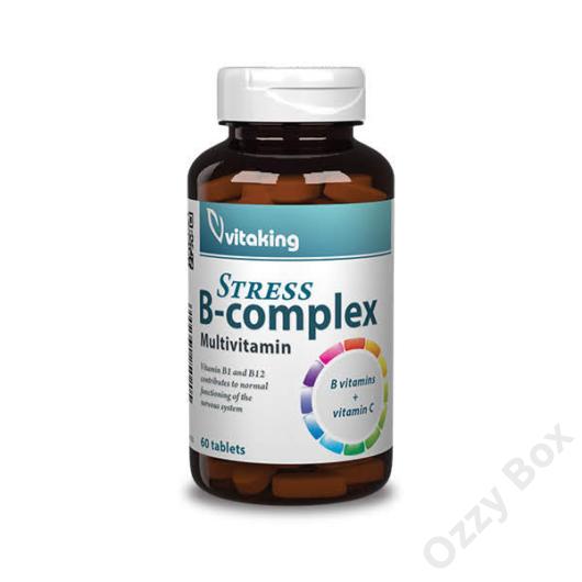Vitaking Stress B-Complex