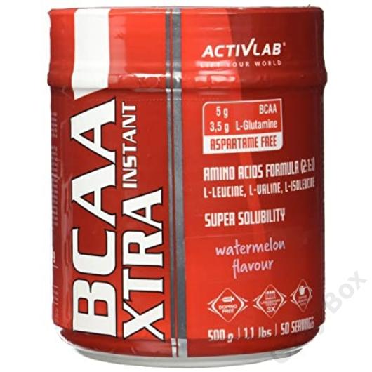 Activlab BCAA Xtra Instant 500 g Aminosav