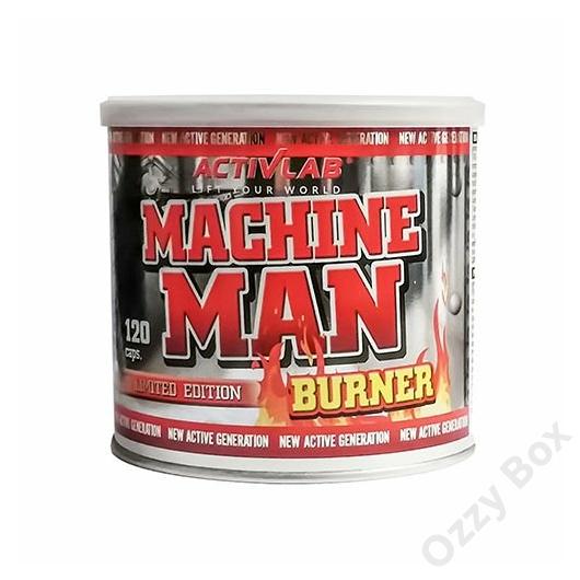 Activlab Machine Man Burner Zsírégető