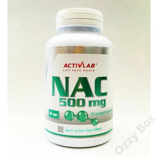 Activlab NAC 500 mg