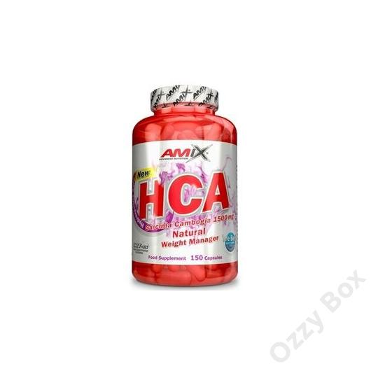 Amix HCA 150 Kapszula Zsírégető
