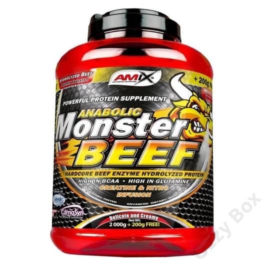 Amix Nutrition Anabolic Monster Beef Protein 2200 g Marhafehérje