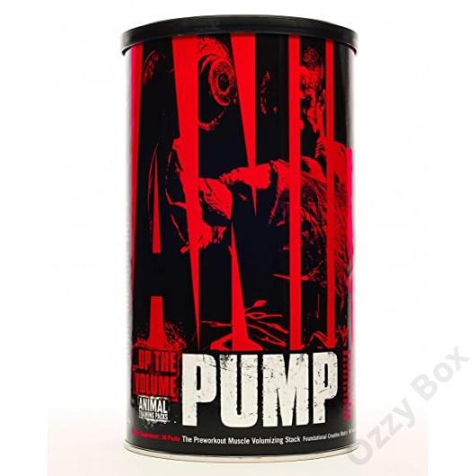 Animal Pump 30 Csomag