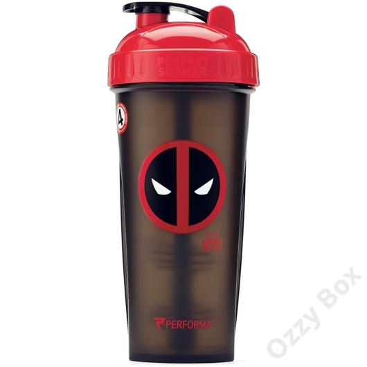 Performa Shaker Marvel Superhero Deadpool