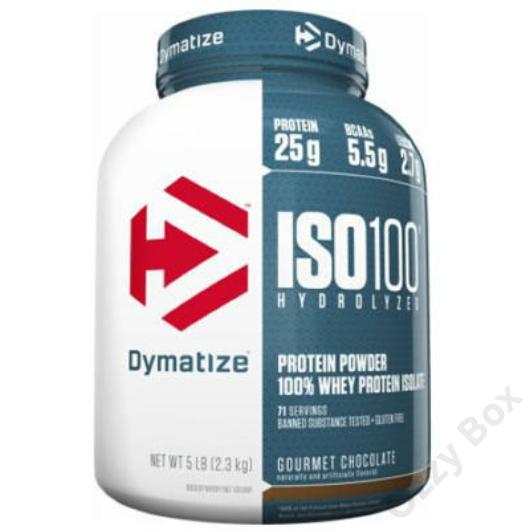 Dymatize Iso 100 Hydrolyzed Whey Isolate 2200 g Fehérjepor