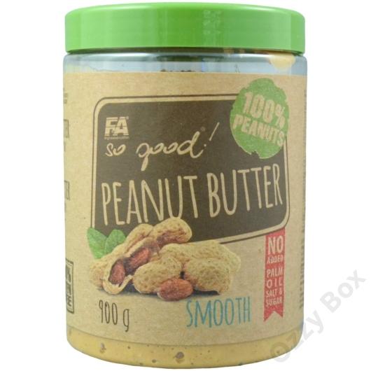 FA So Good Peanut Butter 900 g