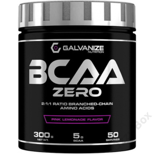 Galvanize Nutrition BCAA ZERO 300 g Aminosav