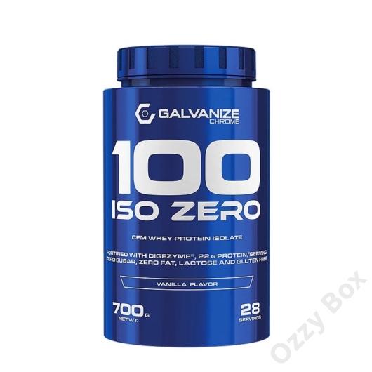 Galvanize Nutrition Chrome 100 ISO ZERO 700 g Fehérjepor