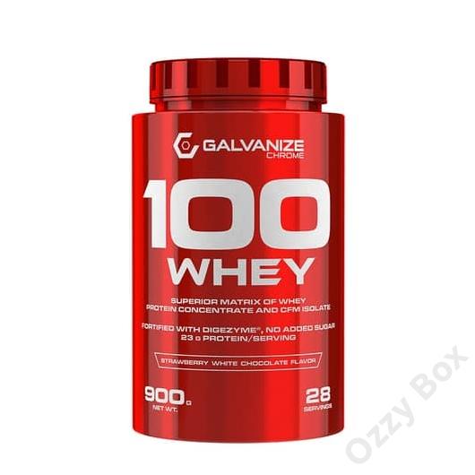 Galvanize Nutrition Chrome 100 Whey 900 g Fehérjepor