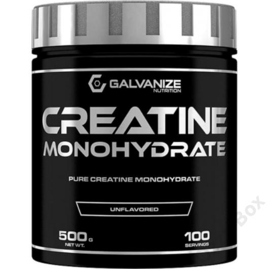 Galvanize Nutrition Creatine Monohydrate 500 g Kreatin