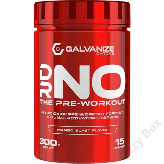 Galvanize Nutrition Dr. N.O. 300 g Teljesítményfokozó