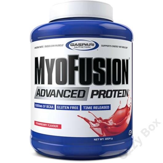 Gaspari Nutrition Myofusion Advanced Protein 1814 g Fehérjepor