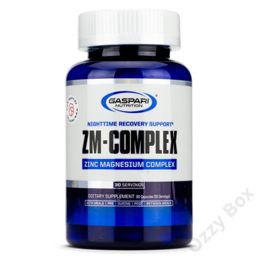 Gaspari Nutrition ZM-Complex Tesztoszteronszint Növelő