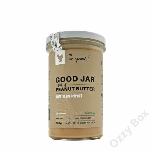 FA SO GOOD! GOOD JAR FULL OF PEANUT BUTTER 500 g