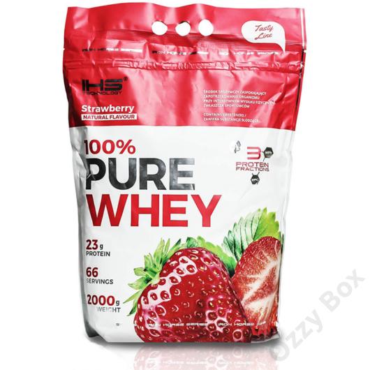 IHS Technology 100% Pure Whey 2000 g Fehérjepor