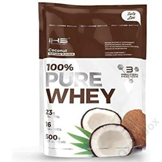 IHS Technology 100% Pure Whey 500 g Fehérjepor