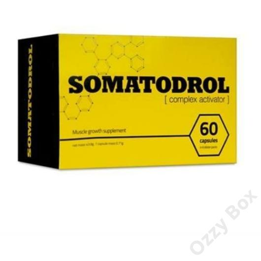 Iridium Labs Somatodrol 60 Kapszula Tesztoszteronszint Növelő