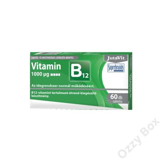 JutaVit B12 Vitamin 60 tabletta