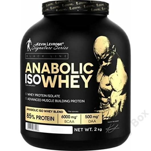 Kevin Levrone Anabolic Iso Whey Protein 2000 g Fehérjepor