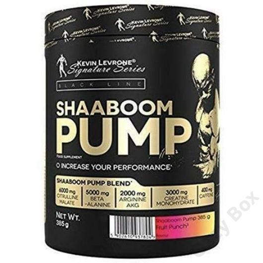 Kevin Levrone Shaaboom Pump 385 g Teljesítményfokozó