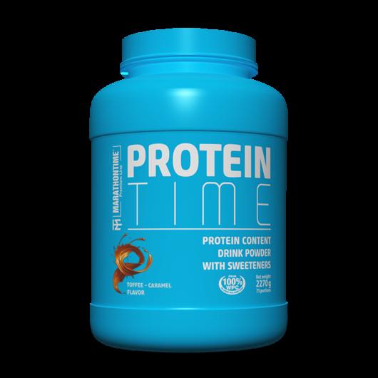 Marathontime Protein Time 2270 g Laktózmentes Fehérjepor