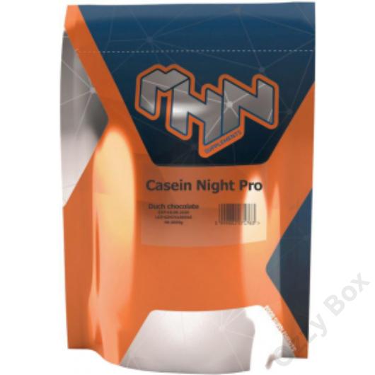 MHN Supplements Casein Night Pro 1000 g Fehérjepor
