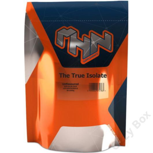 MHN Supplements The True Isolate 1000 g Fehérjepor
