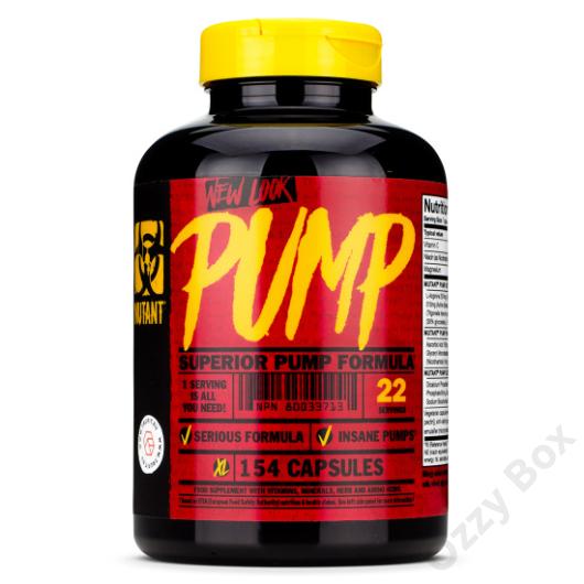 Mutant Pump New