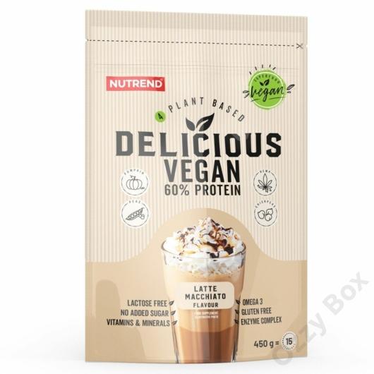 Nutrend Delicious Vegan Protein 450 g