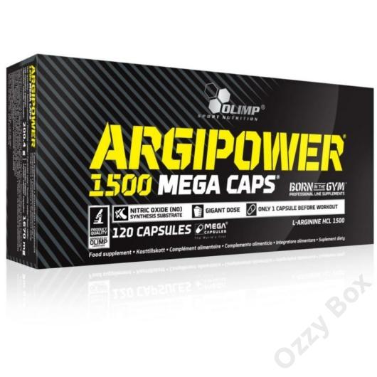 Olimp Argi Power 120 kapszula L-Arginin