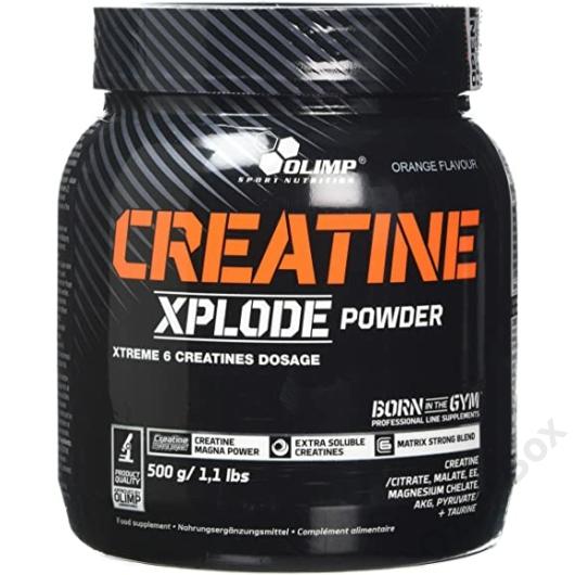 Olimp Creatine Xplode 500 g Kreatin