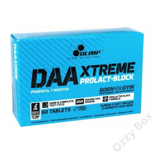 Olimp DAA Extreme Prolact-Block Tesztoszteronszint Növelő
