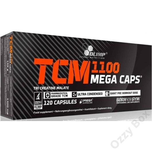 Olimp TCM Mega Caps 120 Kapszula Kreatin
