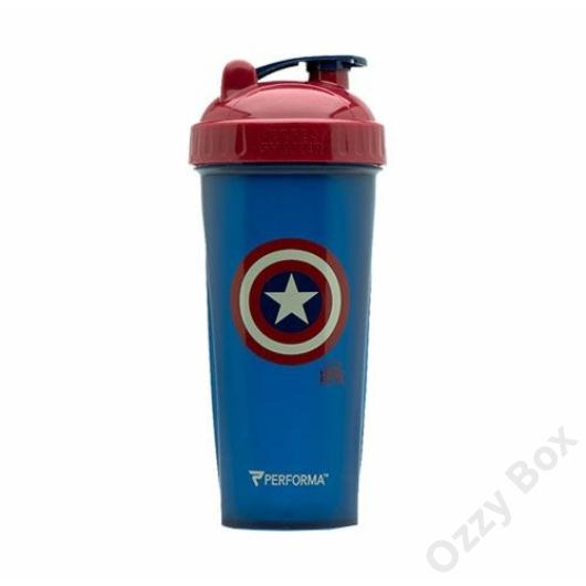 Performa Shaker Marvel Superhero Captain America