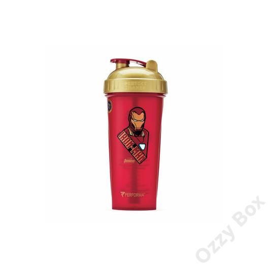 Performa Shaker Marvel Superhero Iron Man