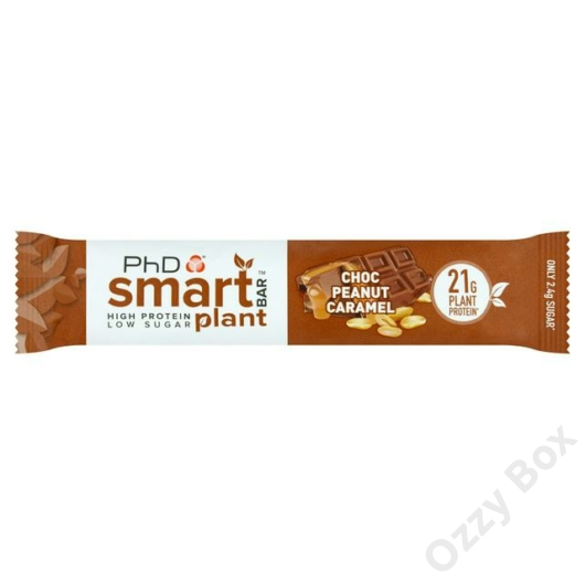 PHD Smart Plant Bar 64 g Vegán Fehérjeszelet