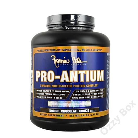 Ronnie Coleman SS Pro-Antium Whey Protein 2550 g Fehérjepor