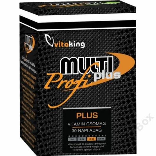 Vitaking Multi Profi Plus Multivitamin Csomag