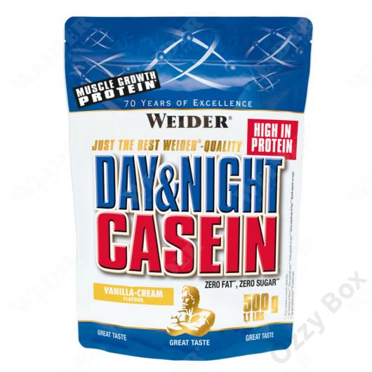 Weider Day & Night Casein 500 g Fehérjepor
