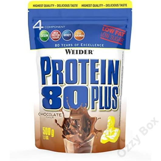 Weider Protein 80 Plus 500 g Fehérjepor