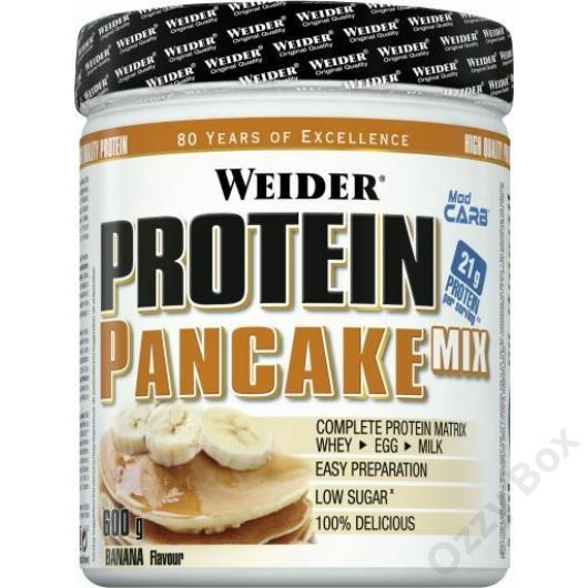 Weider Protein Pancake Mix 600 g Palacsintapor